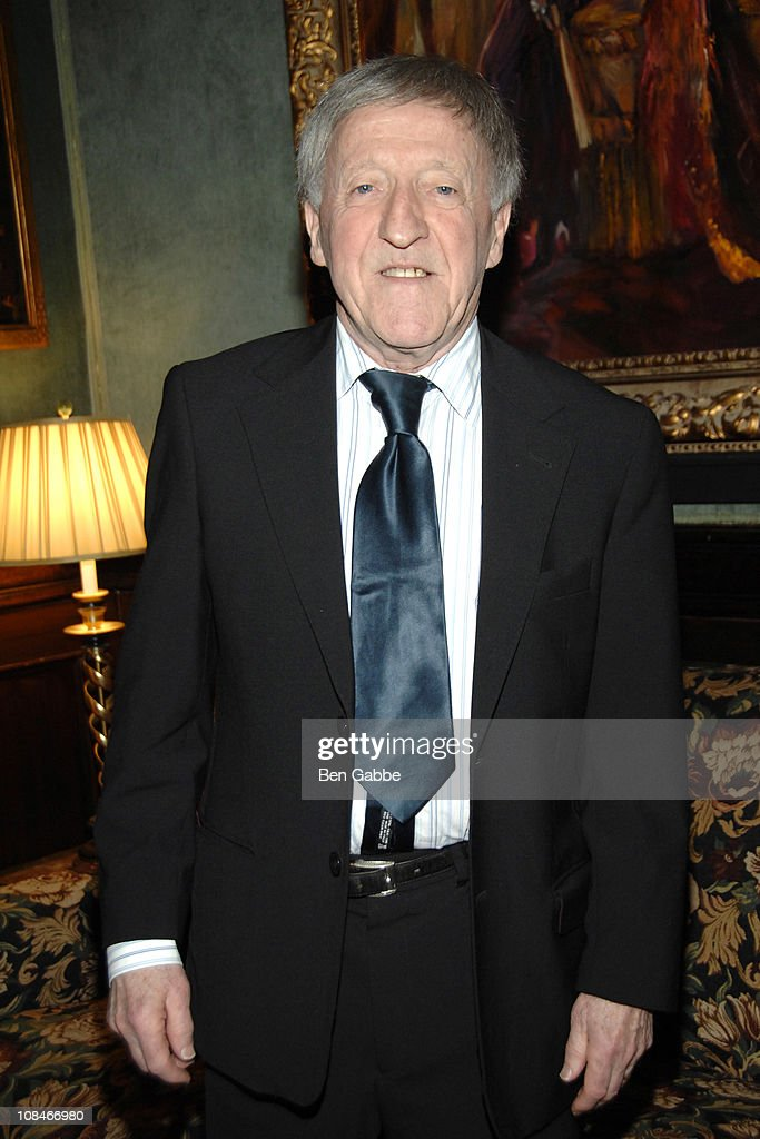 Paddy Moloney receives the Gold Medal of Honor for Lifetime Achievement in Music at The National Arts Club on January 27, 2011 in New York City.