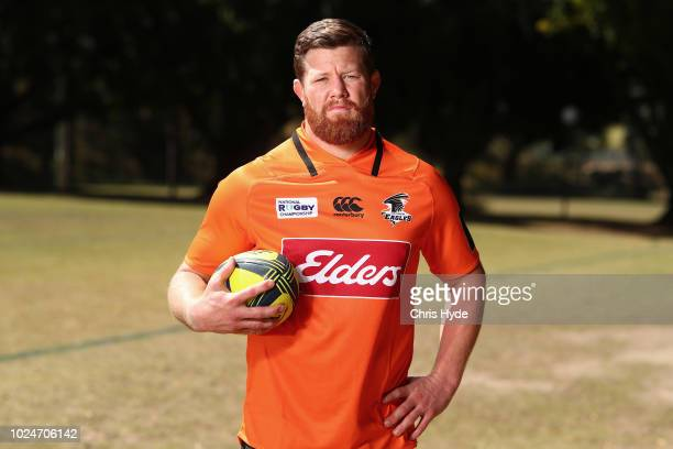 Paddy Ryan of NSW Country poses during the 2018 NRC Season Launch at Wests Rugby Club on August 28, 2018 in Brisbane, Australia.