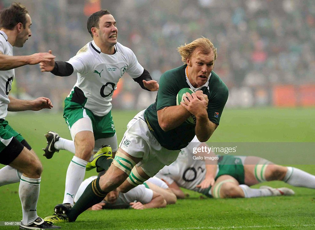 Ireland v South Africa
