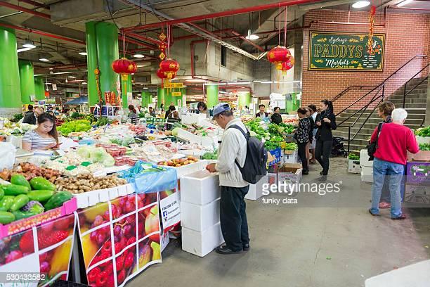 Paddy's Market Sydney NSW