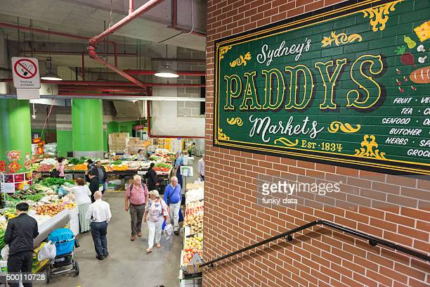 paddy's market sydney - editorial stock pictures, royalty-free photos & images