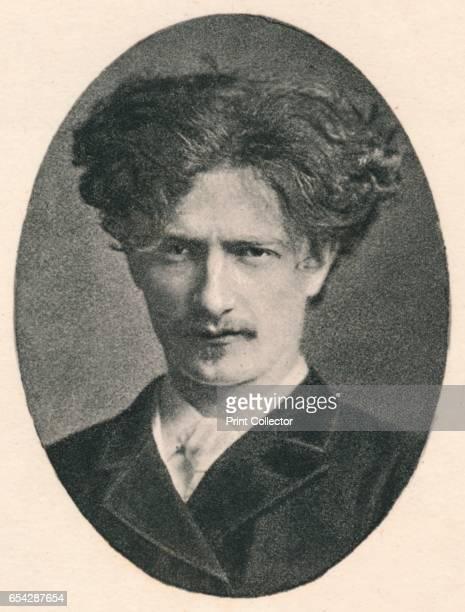 Paderewski, c1880, . Ignacy Jan Paderewski , Polish pianist, composer, politician and spokesman for Polish independence. From The Musical Educator,...