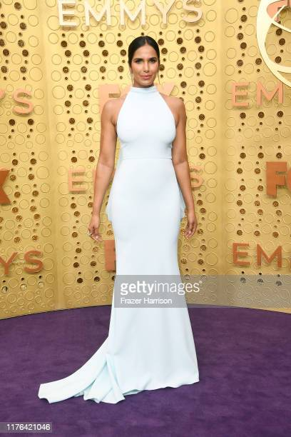 Padma Lakshmi attends the 71st Emmy Awards at Microsoft Theater on September 22, 2019 in Los Angeles, California.