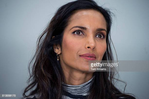 Padma Lakshmi cofounder of the Endometriosis Foundation of America and cohost of Top Chef speaks about her personal experience with the disease...