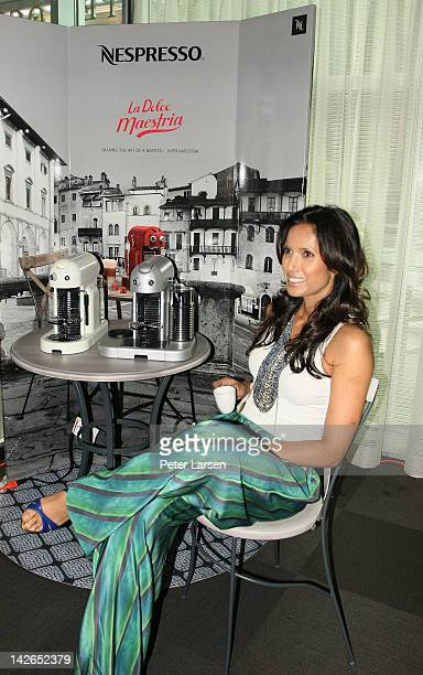 Padma Lakshmi hosts an exclusive Nespresso event to showcase their highquality coffee innovative singleserve espresso machines and extensive line of...