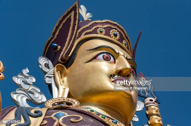 Padmasambhava statue, Rewalsar, Himachal Pradesh, India