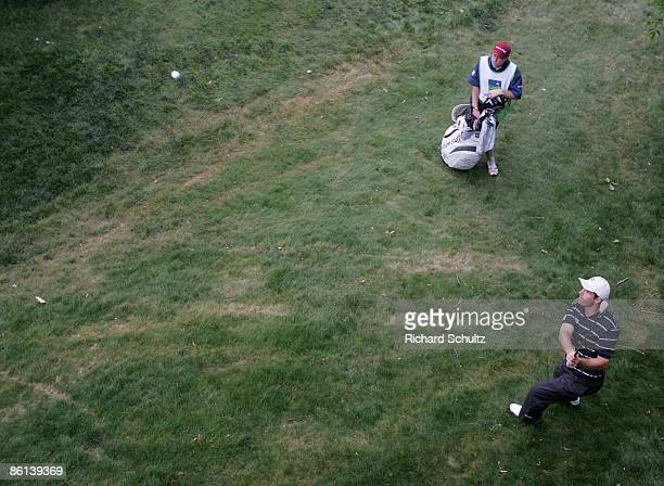 Padraig Harrington during the third round of the 2007 Wachovia Championship held at Quail Hollow Country Club in Charlotte, North Carolina on May 5,...