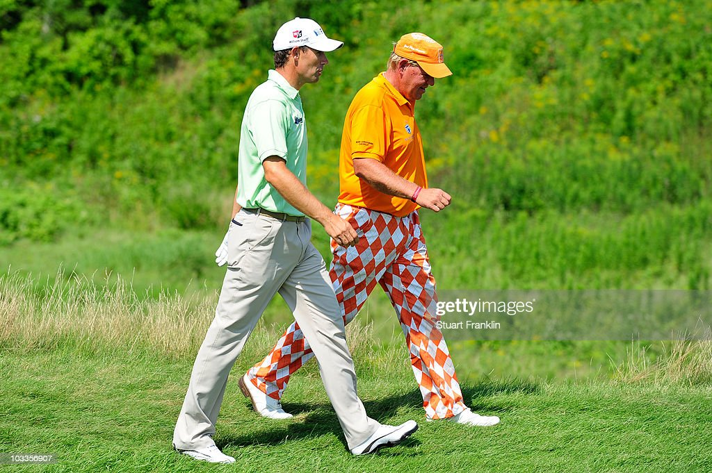 PGA Championship - Round One : Fotografia de notícias