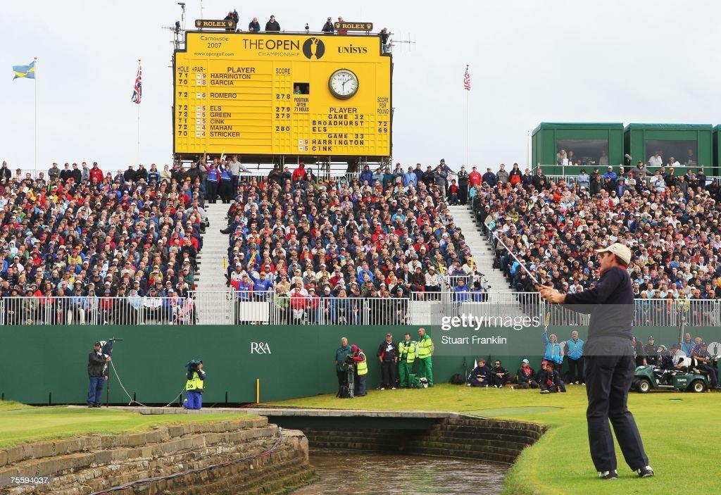 The 136th Open Championship : ニュース写真