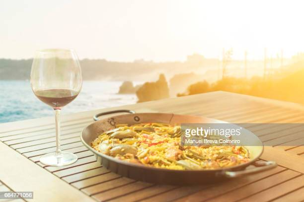 paella - valencia spain stock pictures, royalty-free photos & images