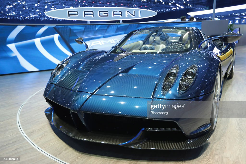Second Day Of The 87th GenevaInternational Motor Show : News Photo