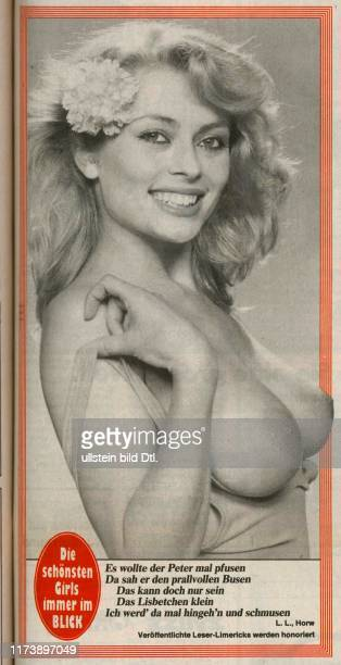 Page 3 Blick girl published on 14th of September 1982