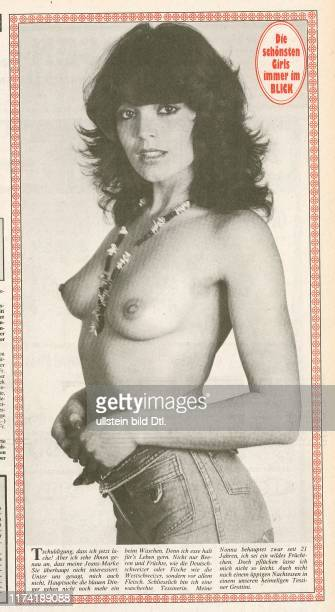 Page 3 Girl Blick Girls published on 18th of April 1980