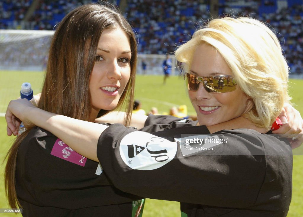 UK: Music Industry Soccer Six - Reading : News Photo