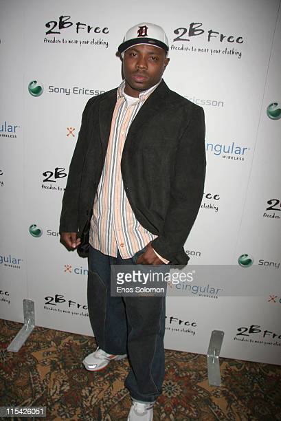 Page Kennedy during Sony Ericsson and Cingular Wireless Present The 2 B Free Fall 2006 Collection Red Carpet at Regent Beverly Wilshire in Beverly...
