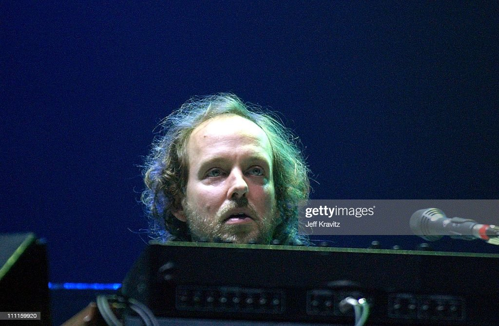 Page McConnell during Phish Live in New Jersey at Continental Airlines Arena in Secaucus, New Jersey, United States.