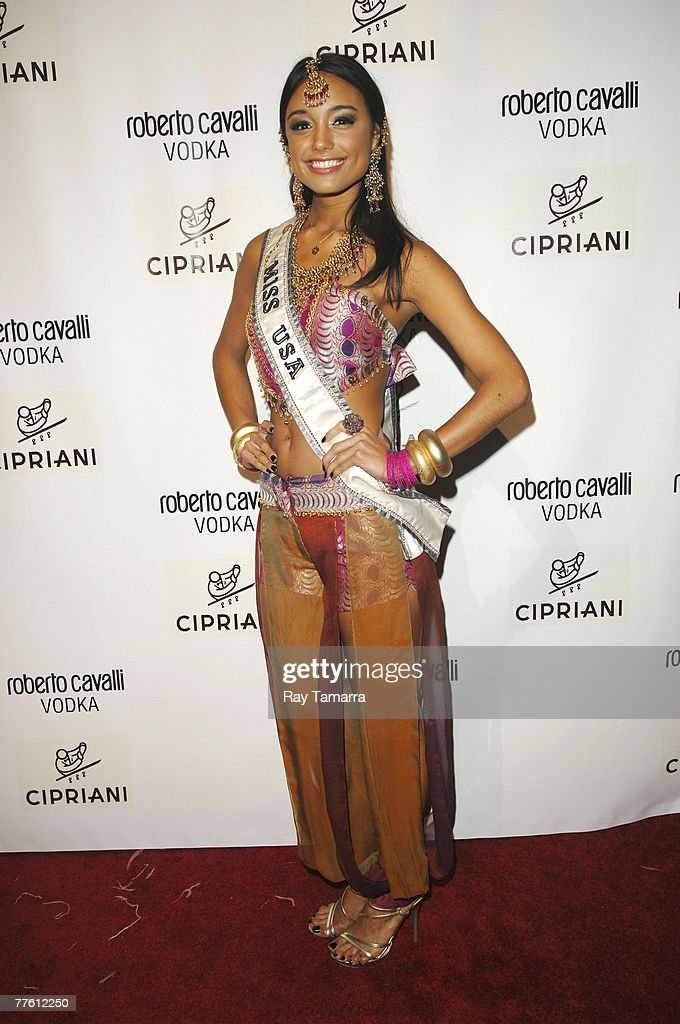 pageant place cast member rachel smith attends the roberto cavalli vodka and giuseppe cipriani
