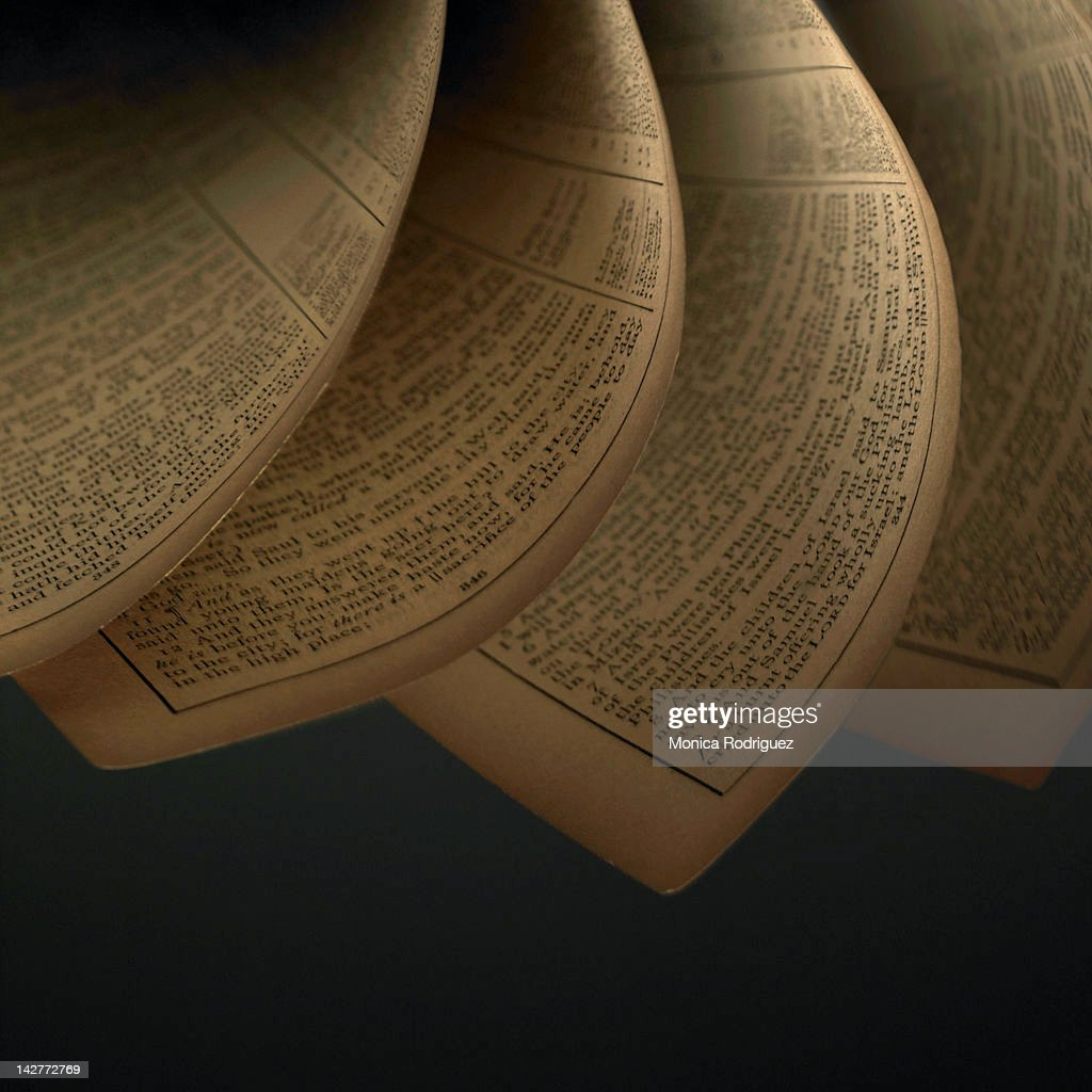 Pages : Stock Photo