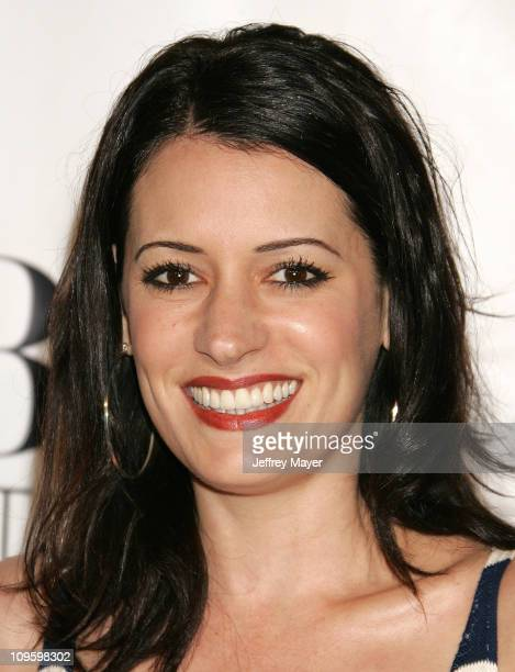 Paget Brewster during CBS/Paramount/UPN/Showtime/King World 2006 TCA Winter Press Tour Party Arrivals at The Wind Tunnel in Pasadena California...