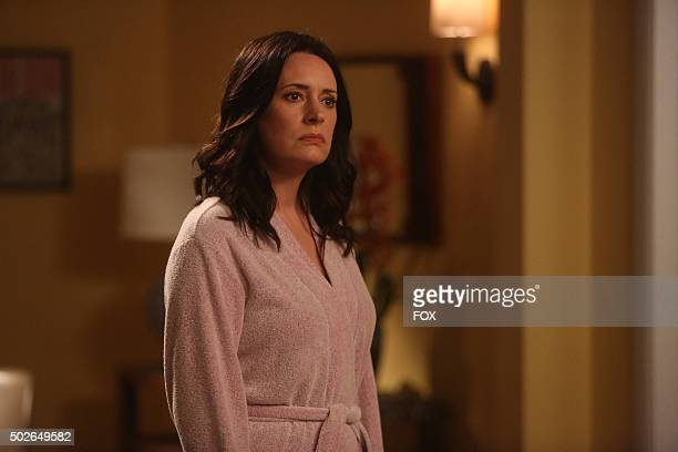 Paget Brewster in the Guy's Night episode GRANDFATHERED airing Tuesday Oct 20 on FOX