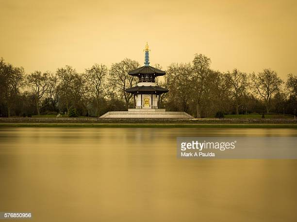 Pagoda at Battersea Park