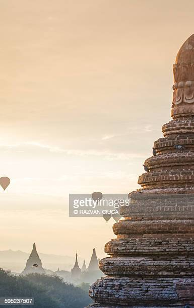 Pagoda Close-up