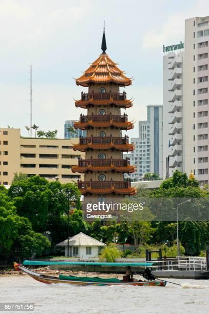 Pagoda in Bangkok