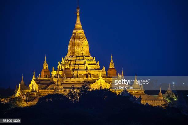Pagoda Lightup