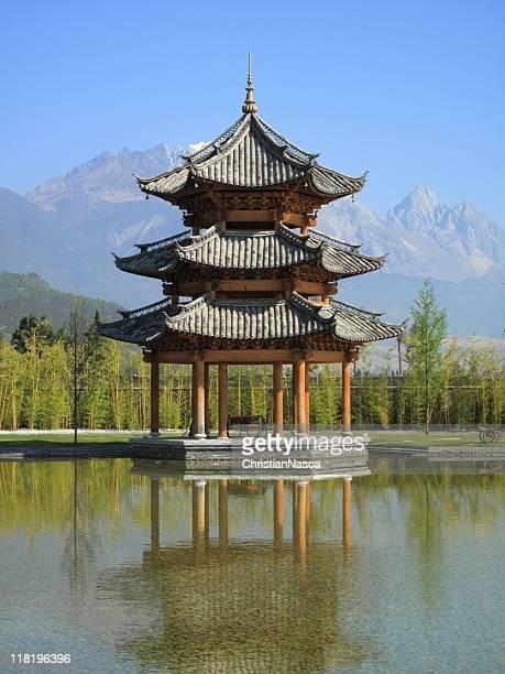 Pagoda, Pavilion, Gazebo