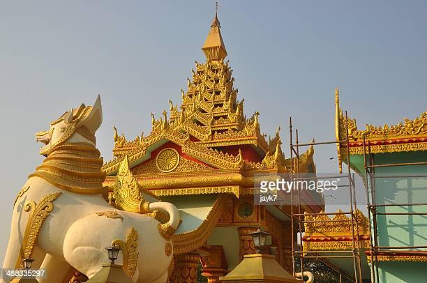 Pagoda temple