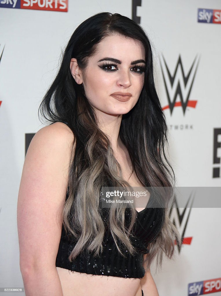 WWE RAW Pre-Show Red Carpet : Nyhetsfoto