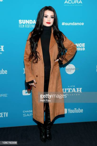Paige attends the Surprise Screening Of Fighting With My Family during the 2019 Sundance Film Festival at The Ray on January 28 2019 in Park City Utah