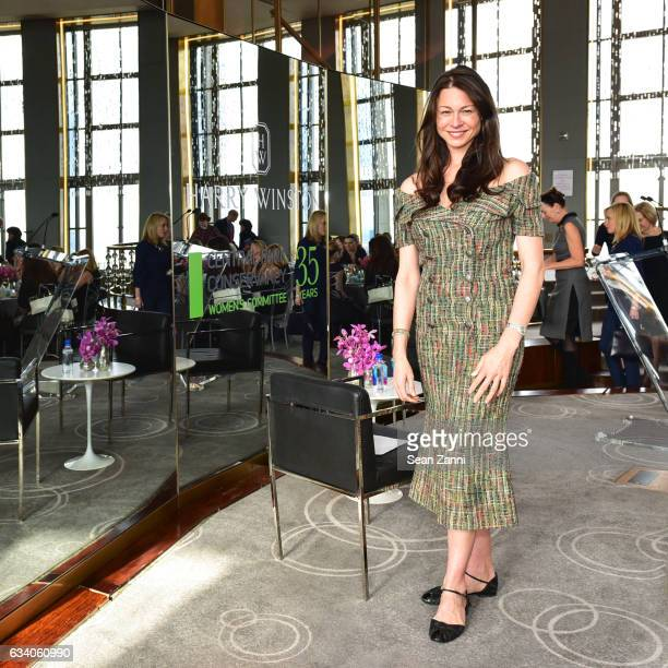 Paige Boller attends Central Park Conservancy's 4th Annual Playground Partners Winter Luncheon at The Rainbow Room on February 1 2017 in New York City