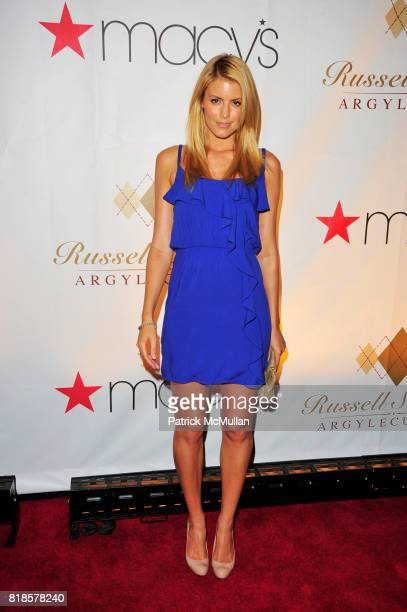 Paige Butcher attend RUSSELL SIMMONS MACY'S celebrate RUSSELL SIMMONS ARGYLECULTURE FALL 2010 Menswear Presentation at Ampersand Studios on August...