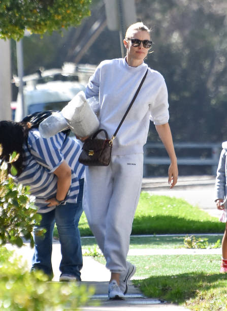 CA: Celebrity Sightings In Los Angeles - March 06, 2021