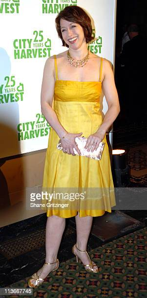 Paige Davis during City Harvest's 25th Anniversary Practical Magic Ball Hosted by Rachael Ray To Honor Tom Guba The Winter Group April 18 2007 at...