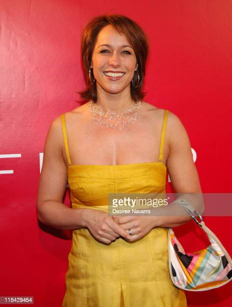 Paige Davis during Revlon Flair Fragrance Launch May 22 2006 at Mr Chows Tribeca in New York City New York United States