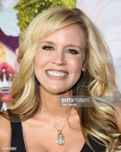 Paige Hemmis attends Hallmark Channel and Hallmark Movies and Mysteries Winter 2018 TCA Press Tour at Tournament House on January 13 2018 in Pasadena...