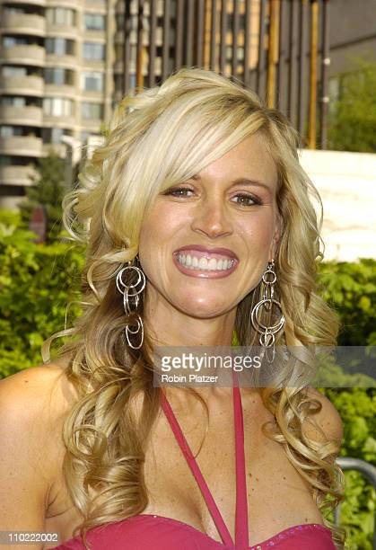 Paige Hemmis of Extreme Makeover Home Edition during 2005/2006 ABC UpFront at Lincoln Center in New York City New York United States