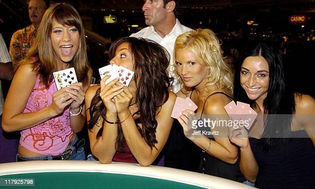 Paige Jones Jenna Morasca Heidi Strobel and Catherine Chiarelli
