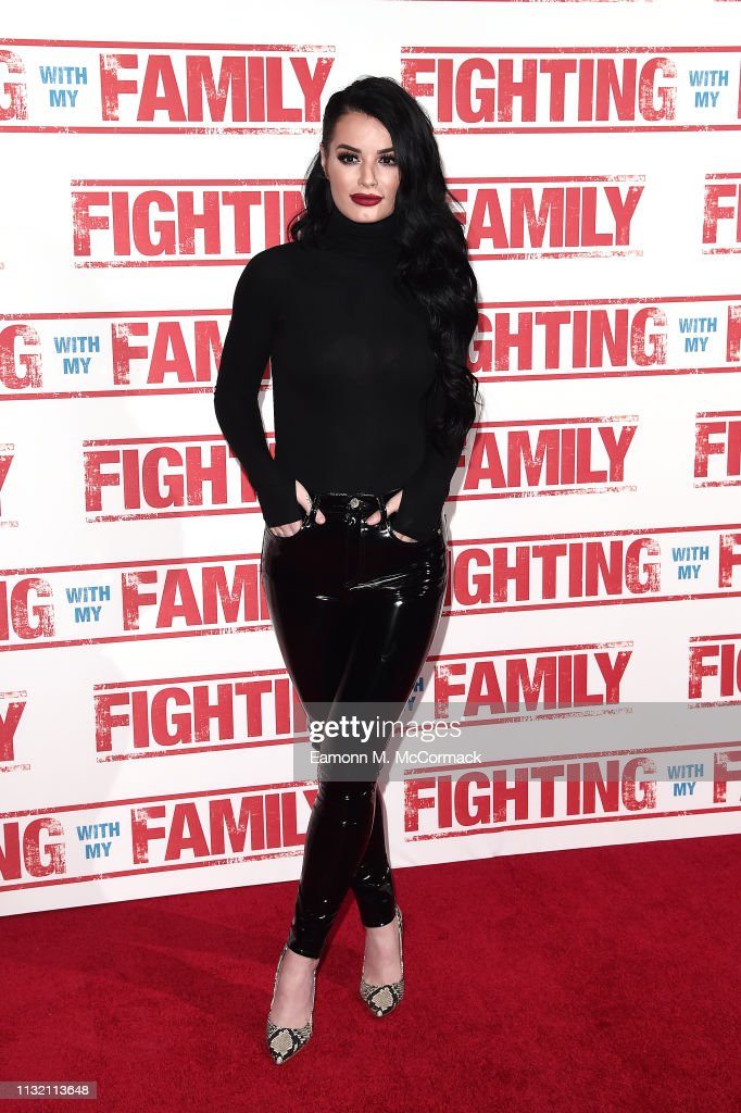 """""""Fighting With My Family"""" UK Premiere - VIP Arrivals : News Photo"""