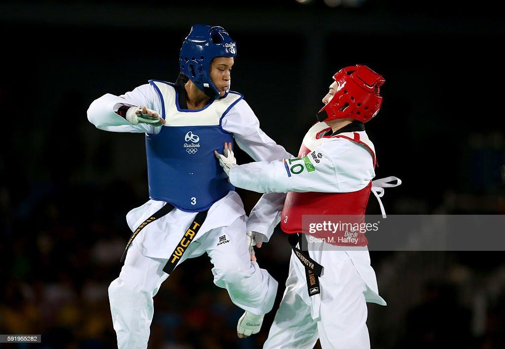 Taekwondo - Olympics: Day 14 : News Photo