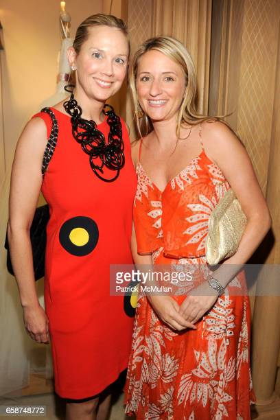 Paige Nelson and Lori Adelman attend BY INVITATION ONLY Book Launch Hosted by JODI DELLA FEMINA VERA WANG MARTHA STEWART WEDDINGS at Vera Wang on...