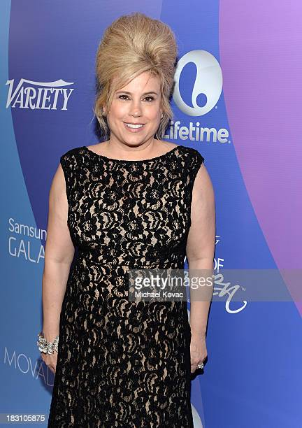 Paige Nichols of Saint Vintage Jewelry attends Variety's 5th Annual Power of Women event presented by Lifetime at the Beverly Wilshire Four Seasons...