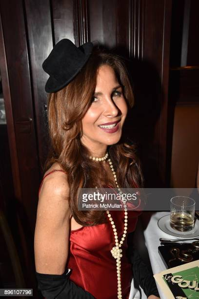 Paige Novick attends Julie Macklowe's 40th birthday Spectacular at La Goulue on December 19 2017 in New York City