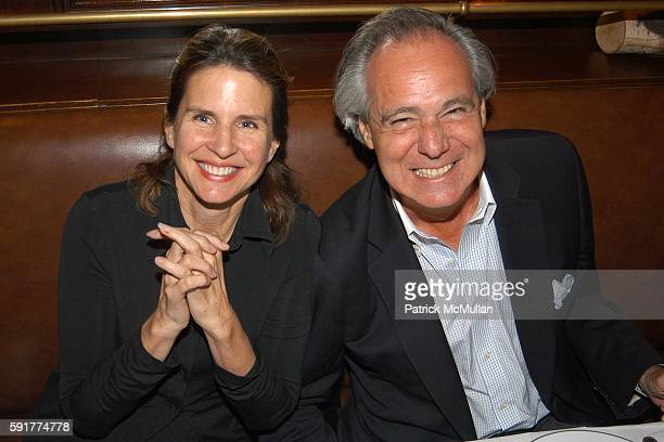 Paige Peterson and Doug Leeds attend A Private Screening of FOX 2000 PICTURES New Release In Her Shoes at La Goulue on October 2 2005 in New York City