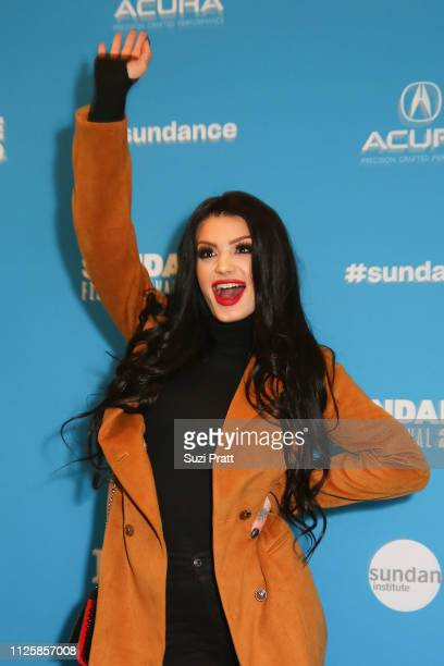 Paige poses for a photo at a Sundance special screening of Fighting with My Family on January 28 2019 in Park City Utah