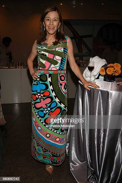 Paige Powell attends Basquiat Exhibition Preview at MOCA on July 15 2005 in Los Angeles CA