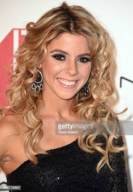 Paige Rawl arrives at the MAC Cosmetics And The MAC AIDS Fund Present Worldwide Premiere Of 'It's Not Over' at Quixote Studios on November 18 2014 in...