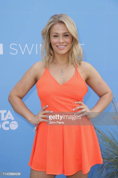 Paige Van Zant attends the Sports Illustrated Swimsuit On Location at Ice Palace on May 10 2019 in Miami Florida